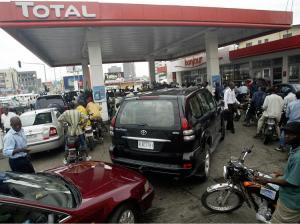Fuel-queue